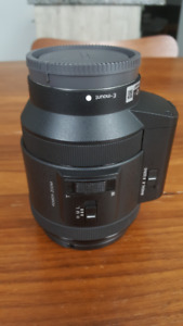 Objectif Sony 18-200 mm power zoom