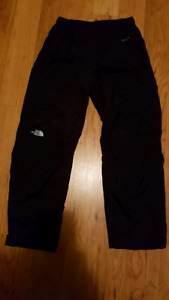 North face wind pants