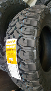 NEW LT33X12.5R20 LT35X12.5R20 COMFORSER MT TIRES E RATE