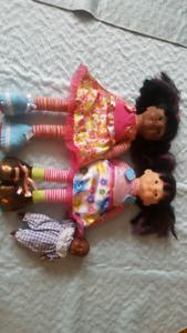 Race Inclusive Dolls