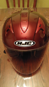 casque moto small