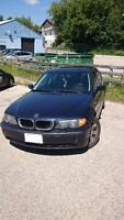 2003 BMW 3-Series 325i Sedan - Only $3,500 OBO - Winter Tires
