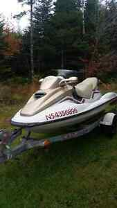 1999 Sea Doo GTX RFI