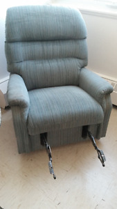 Recliner chair - used - $10