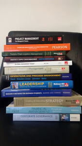 Full Course Books for MBA