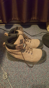 Men's Workload Steal Toe Boots