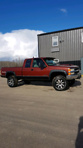 Lifted 1998 Chev