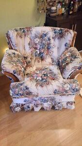 Three piece Vintage Couch set Windsor Region Ontario image 1