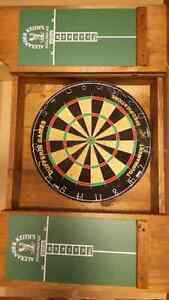 Brand new Dufferin dartboard w/ Alexander Keith's Cabinet London Ontario image 2