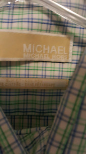 Michael kors dress shirt