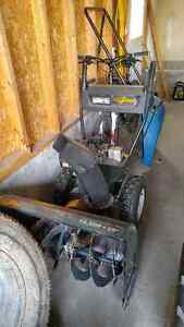 "Yardworks 10.5hp, 29"" cut Snowblower"