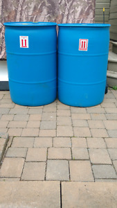 Baril 55 gallons
