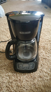 GUC Black & Decker coffee maker