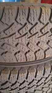 4 Nordic Winter Tires 15 inch