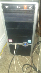 Pc tower etc for sale