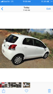 2010 Toyota Yaris for parts