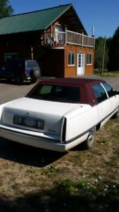 1994 Cadillac Sedan Devillè