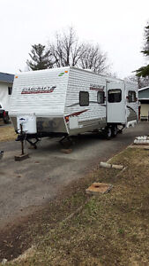 Starcraft, Autumn Ridge 245ds, mint condition with many upgrades