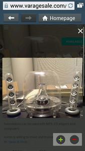 Harmon Karden computer speakers