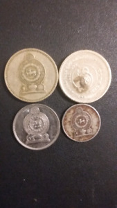 Coins of Sri Lanka