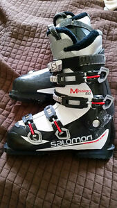 botte ski salomon