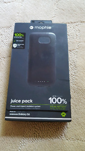 Samsung s6 mophie juice pack