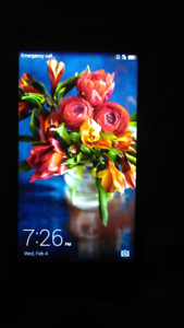 HUAWEI  CELL PHONE