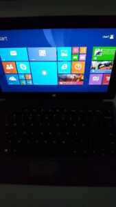 Microsoft Surface RT 32GB Tablet + Backlit Keyboard + Charger