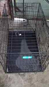 Large size dog kennel. $40 firm