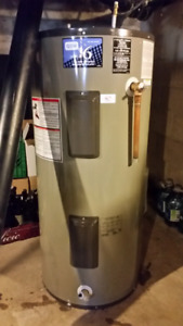 Hot water heater built 2015