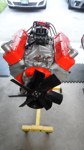 ZZ502/502 Deluxe  GM CRATE MOTOR ENGINE MSRP: $14,865