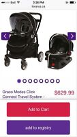 Graco Modes Click Connect system