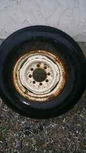 16 inch steel wheel 8 bolt