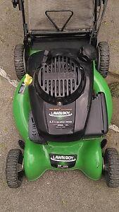 Lawnboy self-propelled lawnmower