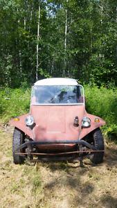 1969 vw beetle buggy