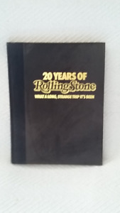 20 years of  Rolling Stone...Hard Cover