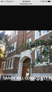 STUDENTS: 3bdr condo in Sandy Hill