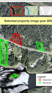 Land for sale in St George NB