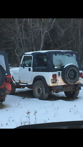 1991 Jeep Wrangler Other