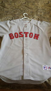 Authentic Red Sox jersey