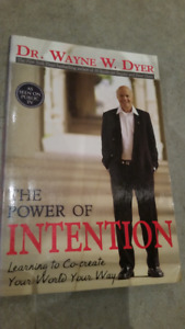 The Power of Intention Trade Paperback by Dr Wayne W Dyer