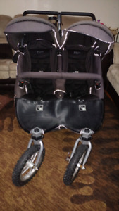Valco baby.double stroller, good condition