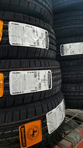 NEW 225/65R17 Continental CrossContact All season FREE INSTAL