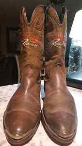 Custom CHEVY RACING Cowboy Boots