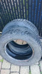 2 tires 14po