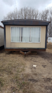 14 Wide Mobile Homes - Bowed Truss - Delivery in AB Included