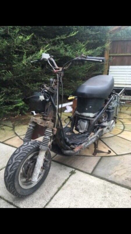 125cc scooter field bike or spares