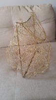 Wedding Card Collection - Wire Mesh Basket for Sale
