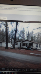 Cottage for sale Otter Lake, Quebec