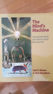 Watson and Breedlove's The Mind's Machine: Foundations of...